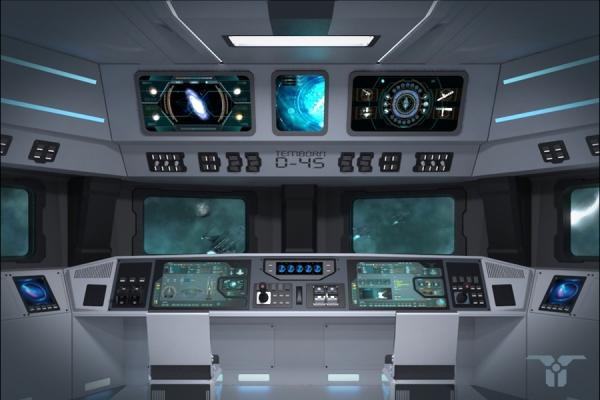 EK - 活动舱001